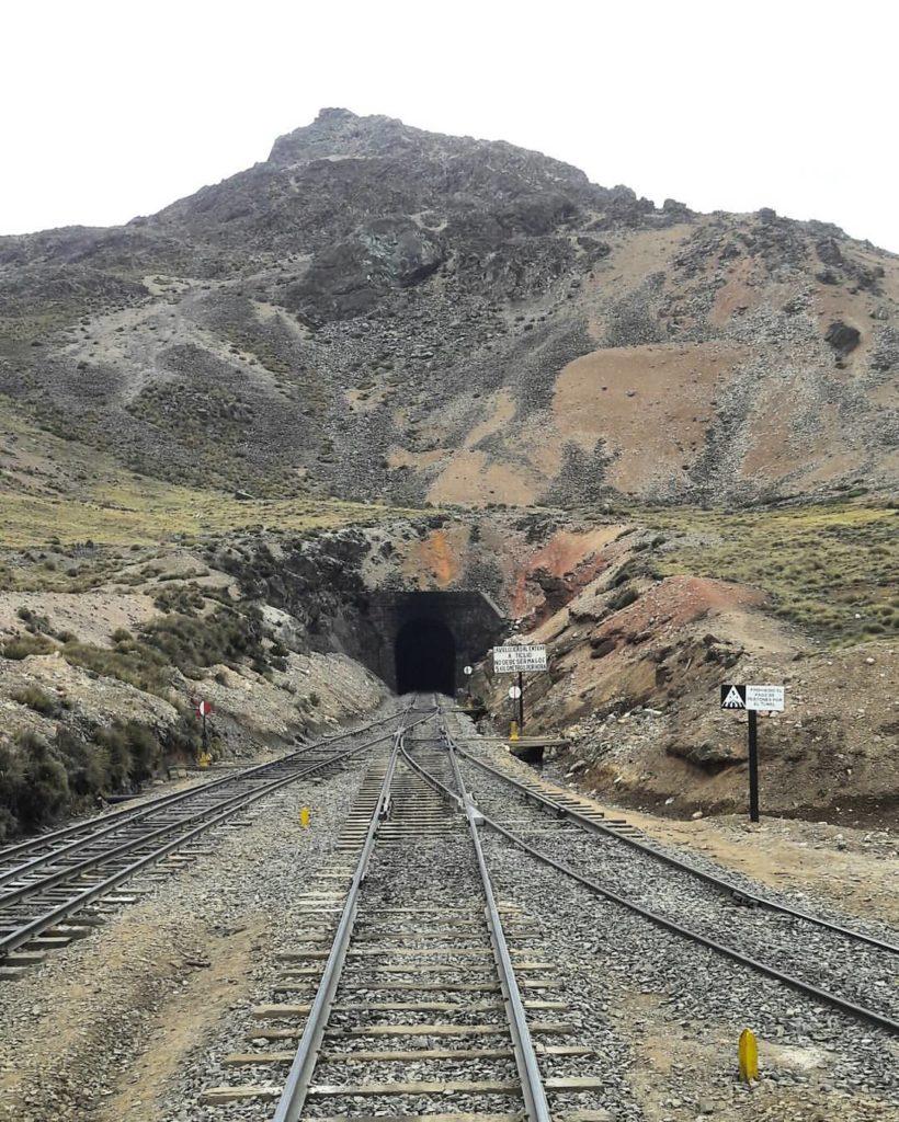 Túnel de la estación Galera