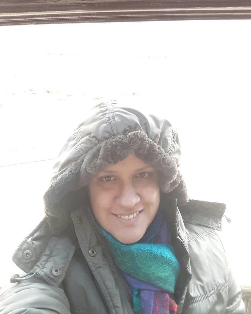 Mucho abrigo en la estación Galera