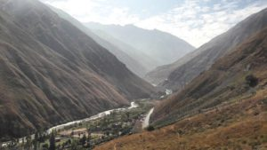 Tren Lima a Huancayo: paisajes de la ruta