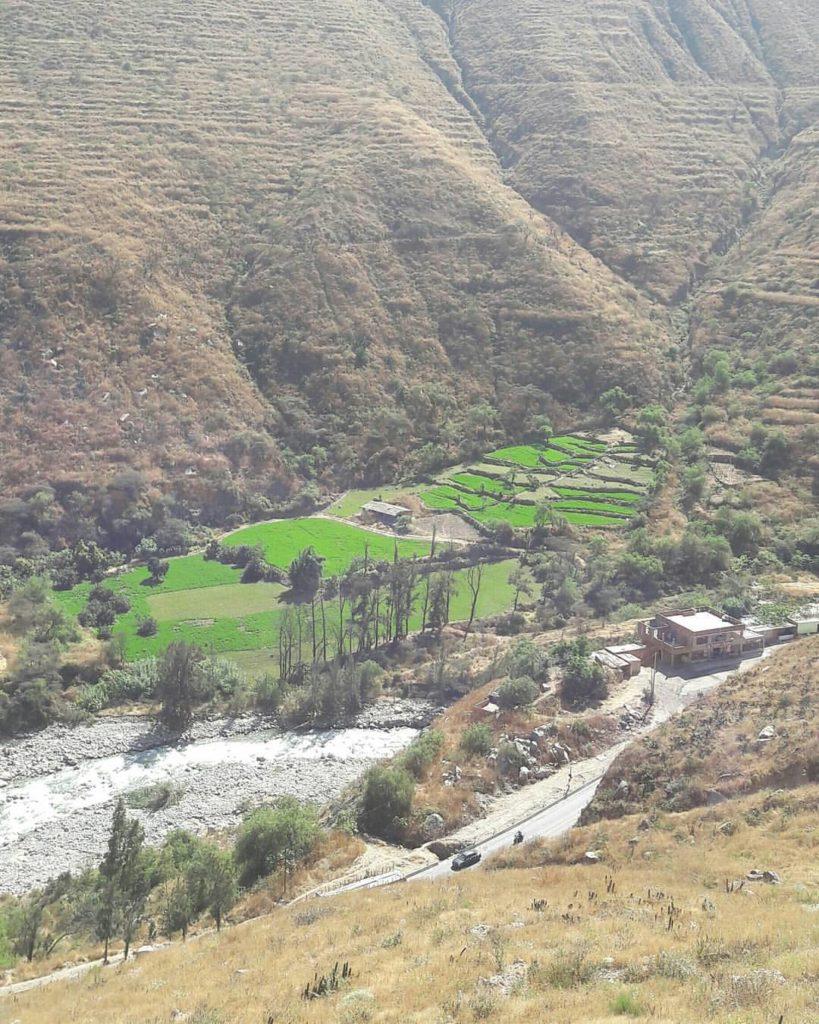 Tren Lima a Huancayo: la ruta