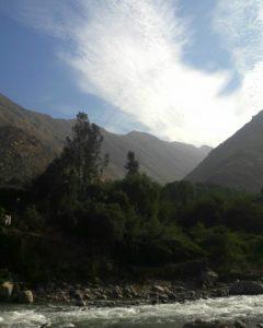 Tren Lima a Huancayo: ruta inicial