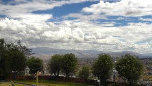 Mirador del cerro la Libertad