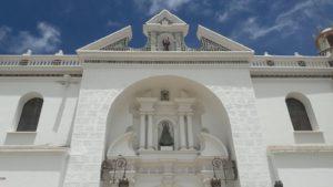 Iglesia en Copacabana