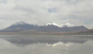 Laguna altiplánica