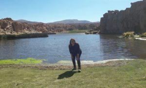 Laguna misteriosa