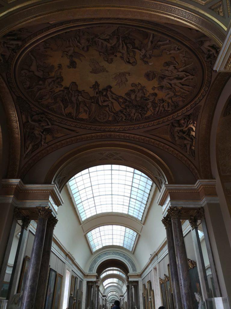 Qué hacer en París día 2: museo de Louvre