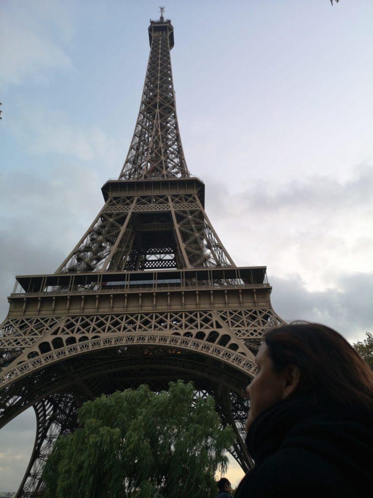 Qué hacer en París día 2: Torre Eiffel