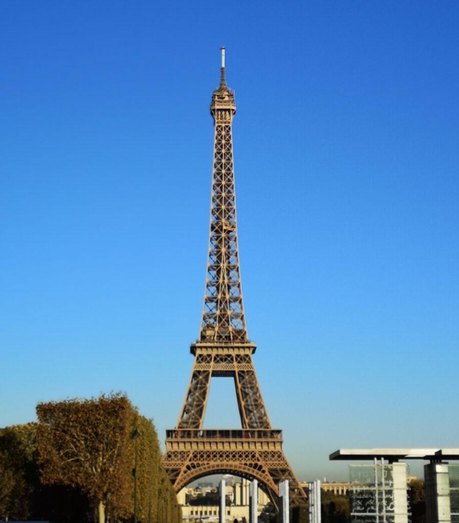 Qué hacer en París, día 1: Torre Eiffel de día
