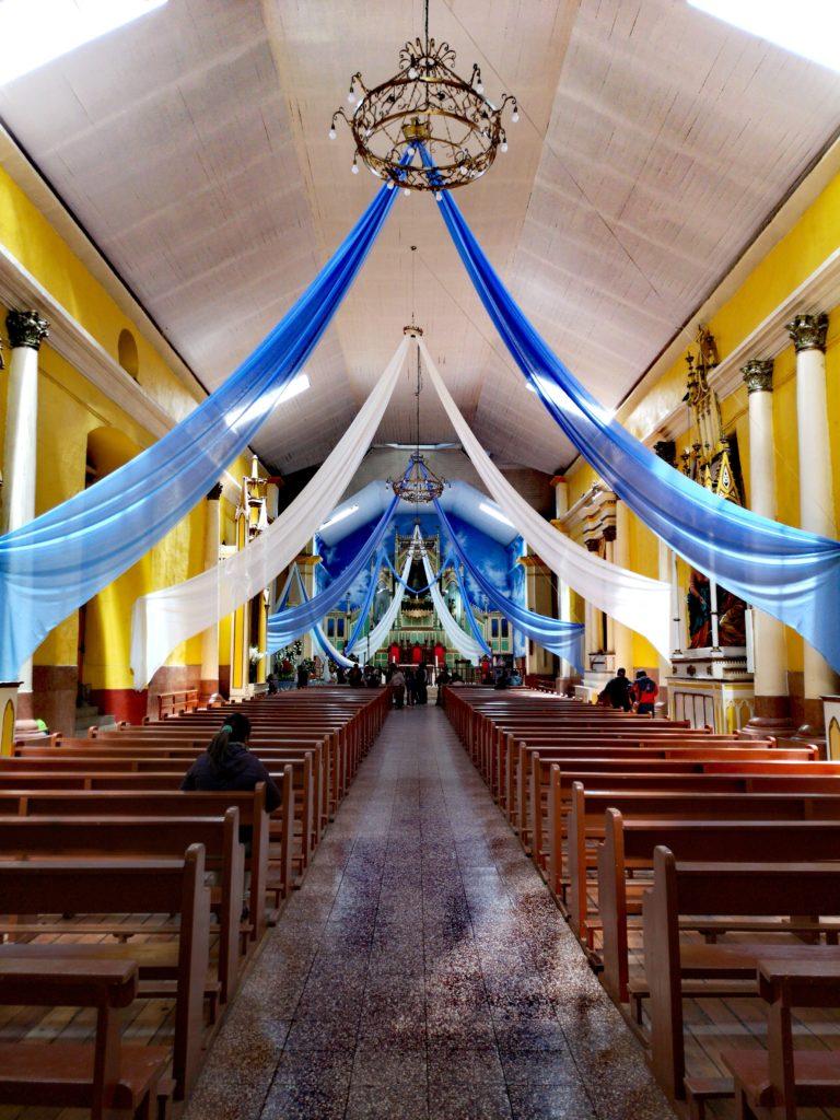 Iglesia de la virgen de la Candelaria