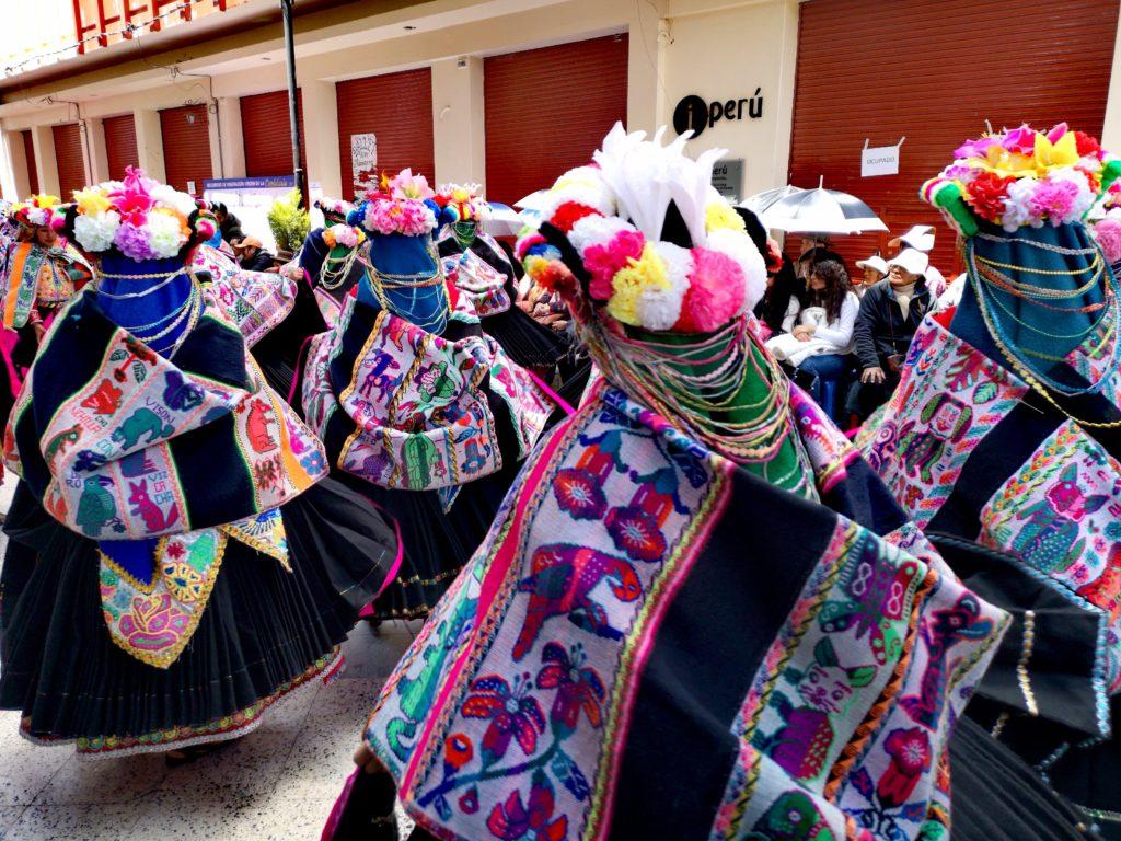 Fiesta de la Candelaria: sikuris