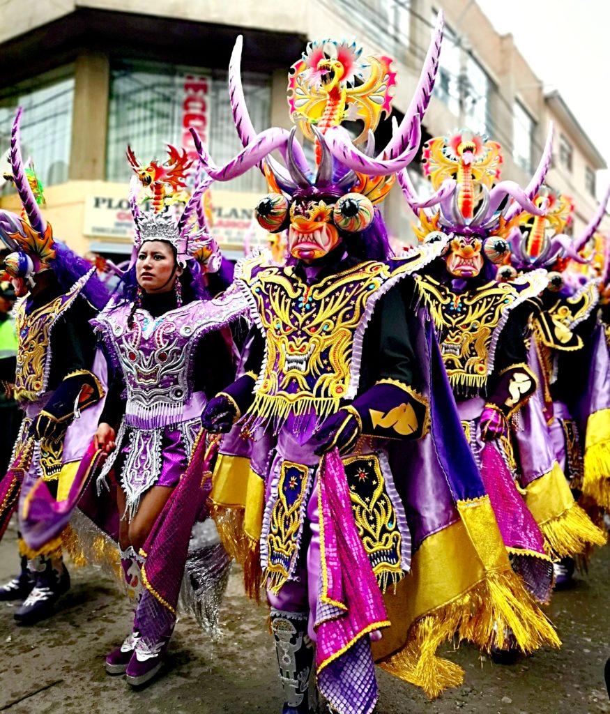 Fiesta de la Candelaria: diablada