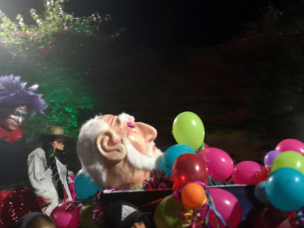 Muerte y velorio del ño carnavalon
