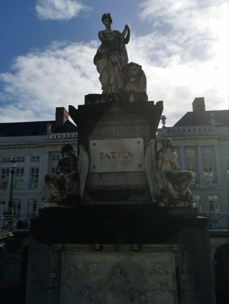 Qué hacer y ver en Bruselas: plaza de los mártires