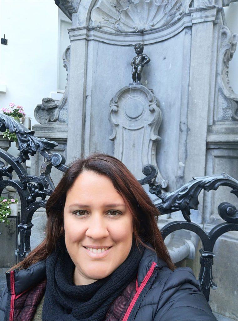 Qué hacer y ver en Bruselas: estatua del manekken pis