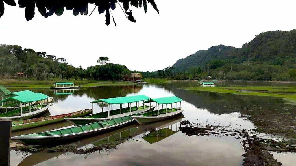 Laguna de los Milagros