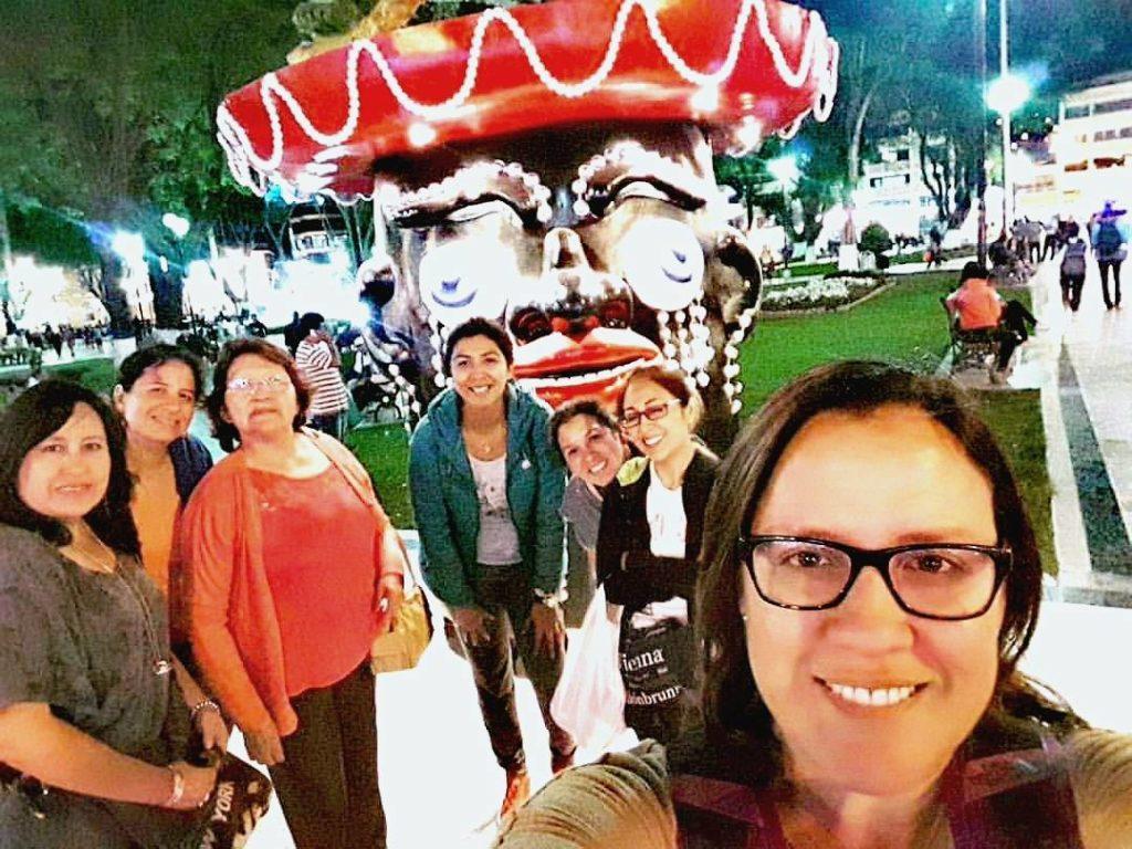Turismo en Huánuco: plaza de armas