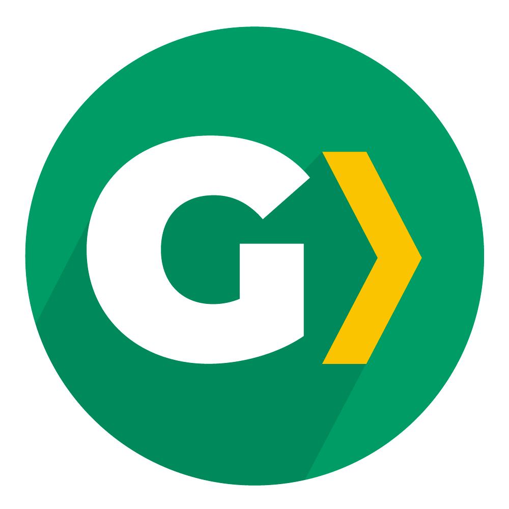 Logo de taxi green