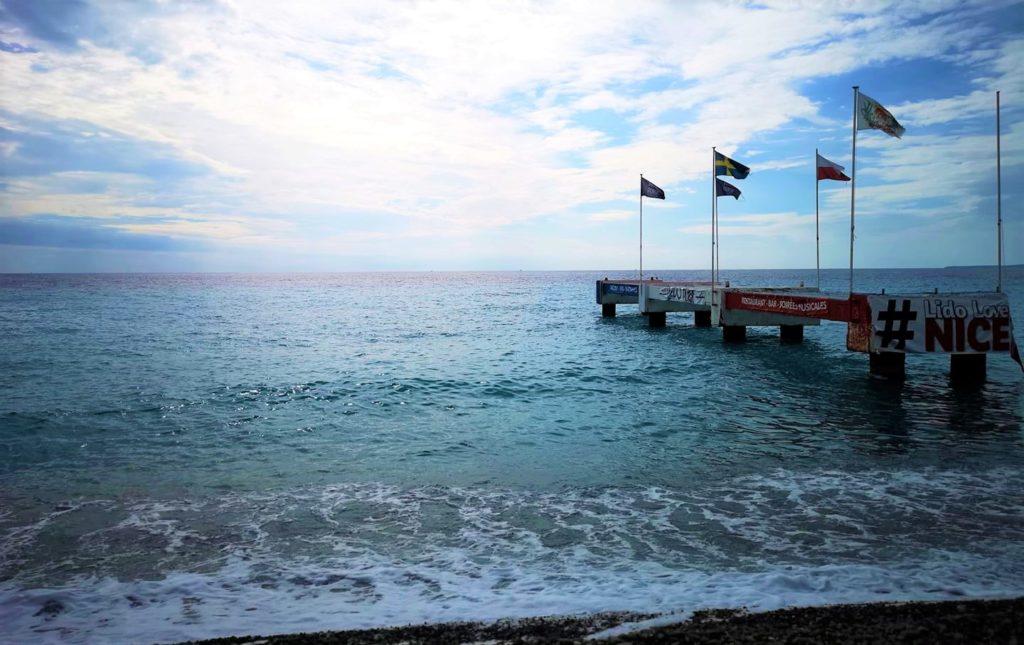 Qué hacer en Niza en 2 días: ir a la playa