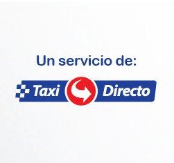 Logo de taxi directo