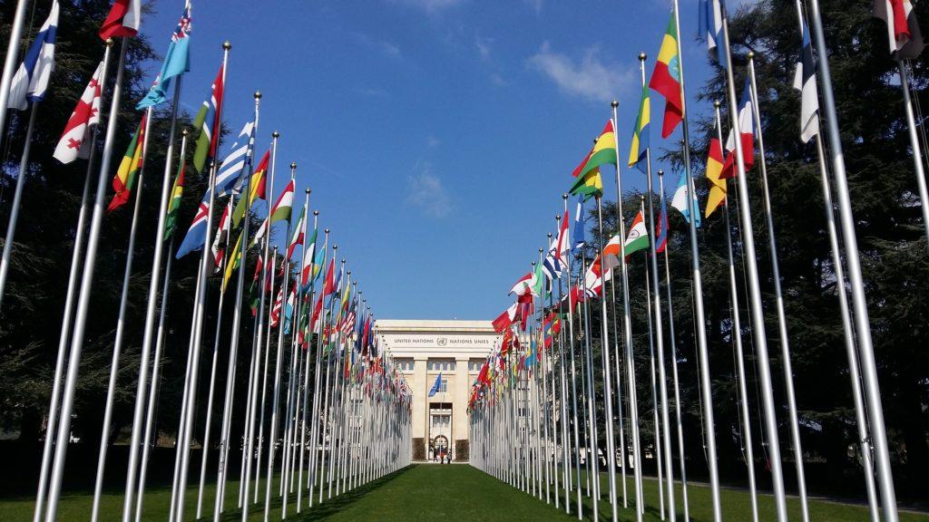 Qué hacer en Ginebra en 2 días: Plaza de las Naciones