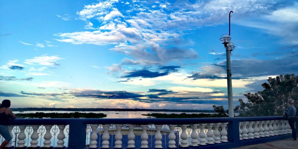Conoce los lugares turísticos de Iquitos: malecón Tarapacá
